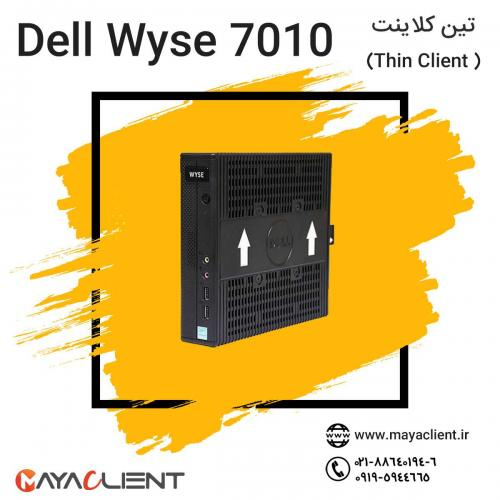 thin client dell wyse 7010