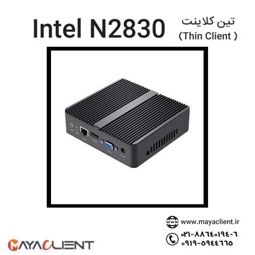 thin client Intel N2830