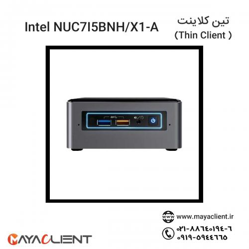 thin client Intel NUC7I5BNH/X1-A