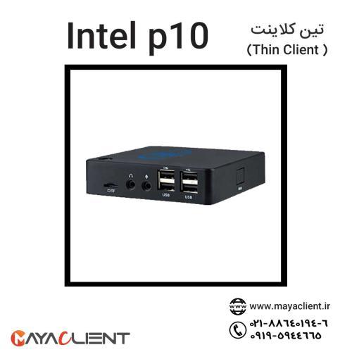 thin client Intel P10