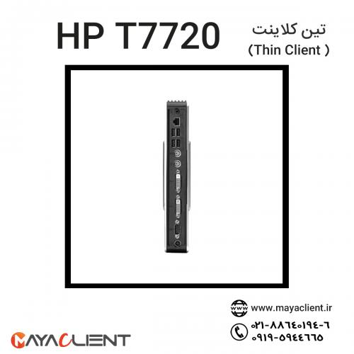 تین کلاینت thin client hp t7720