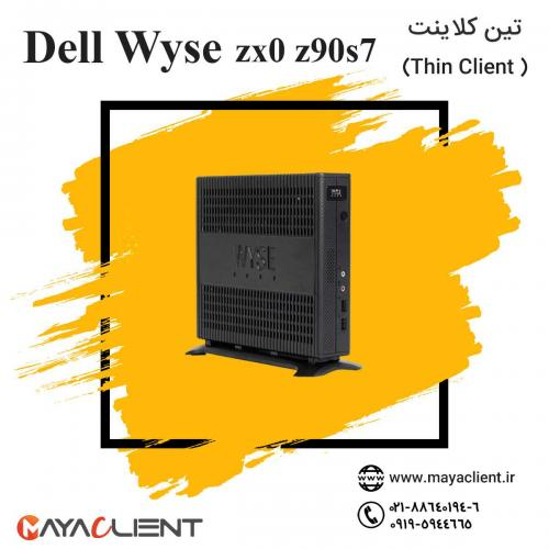 Thin Client Dell Wyse zx0 z90s7