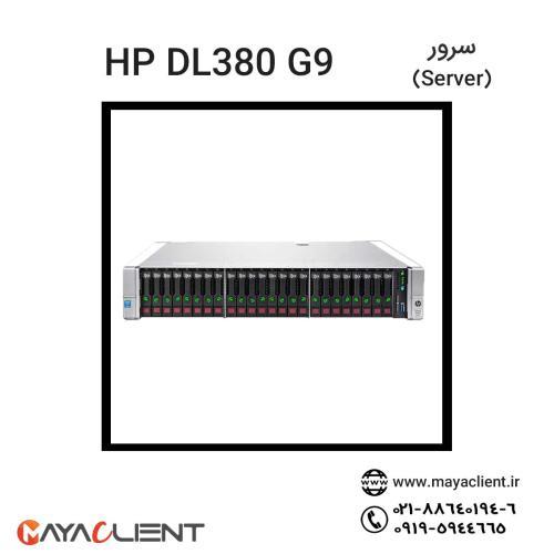 ُServer HP DL380 G9