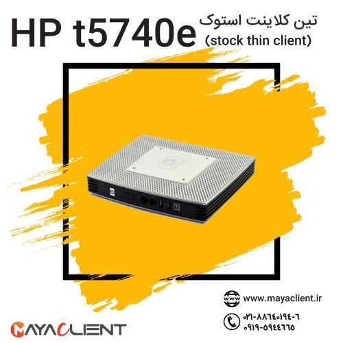 زیروکلاینت استوک HP t5740e